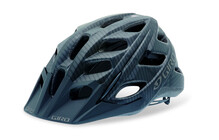 Giro Hex Helm matte black lines logo